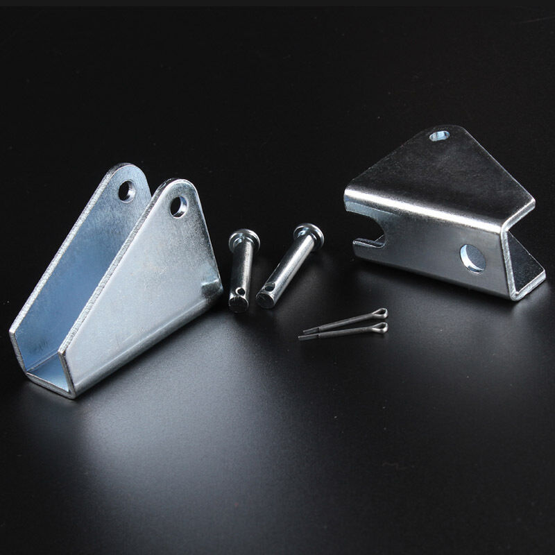 1 Pair of H-Style Motor Brackets For Electric Linear Actuator Special Pin