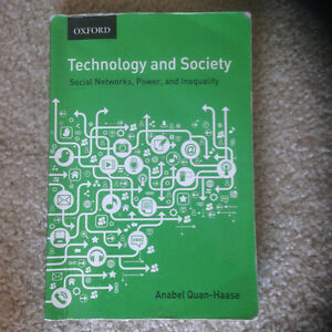 Technology and Society - Social Networks, Power, and Inequality London Ontario image 1