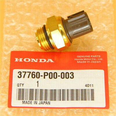 37760P00003 Radiator Cooling Fan Switch for Acura HONDA Accord Civic CR-V  ()