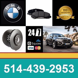 BMW X6 ■ Brakes and Rotors ► Freins et Disques