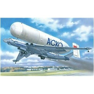 Amodel 72015 - 1/72 Vm-t 'Atlant' Soviet Transport Aircraft, scale model -