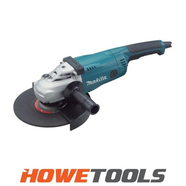 """MAKITA GA9020 240v Angle grinder 9"""" (230mm)"""