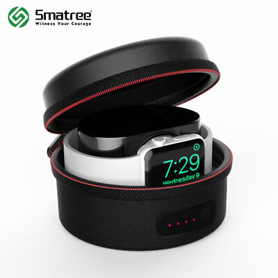 Smatree Charging Case for Apple Watch Series 4, Series 3, Series 2, Series 1