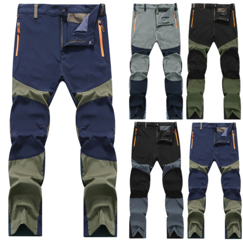 Uomo da trekking ciclismo  Arrampicata Pantaloni Stile Militare Hosen Tactical