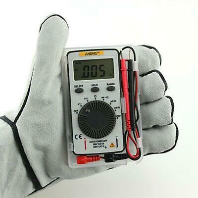 Mini Pocket Digital Multimeter Ohm Multi Tester Amp Volt Acdc Automatic Meter
