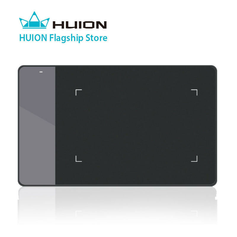 Huion 8 x 5 Inches Graphics Drawing Tablet With 6 Function K