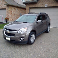 2010 Chevrolet Equinox LT (1LT) MINT with new snow tires & rims