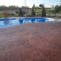 CCL: Concrete Power Wash & Sealing registered & insured business