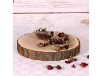 Wood Slices - Table Centrepieces - ideal for Weddings