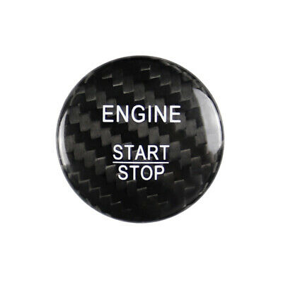 Carbon Motors Stop Button Cover Für Mercedes-Benz AB W205 GLC AMG ML GLE