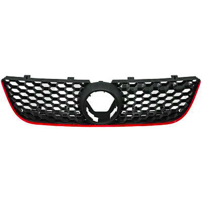 Honeycomb Style Front griglia anteriore Right Side Per VW Polo 9N3 GTI 05-09 IT