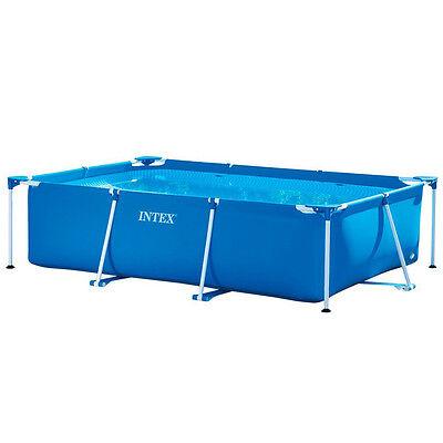 Intex 28272 Family Schwimmbecken blau 300 x 200 x 75 cm Pool NEU
