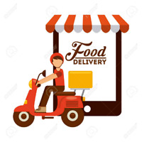 Looking for responsible delivery drivers