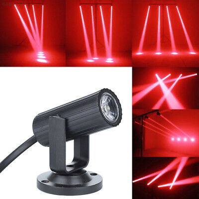 DC18 Beam Lights Disco Party Dj Equipment Laser Projector Wedding Supplies RGB - Party Equipment