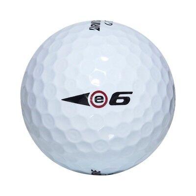 50 NEAR MINT Bridgestone e6 AAAA Used Golf Balls  @* FAST SHIPPING - @