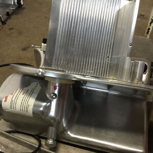 DELI MEAT and CHEESE SLICERS