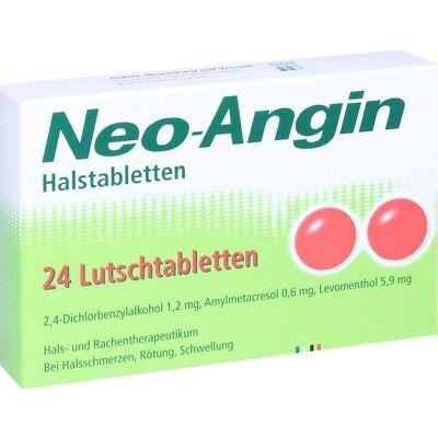 NEO ANGIN Halstabletten   24 st   PZN6110623