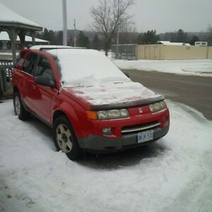 2004 Saturn VUE SUV, Crossover
