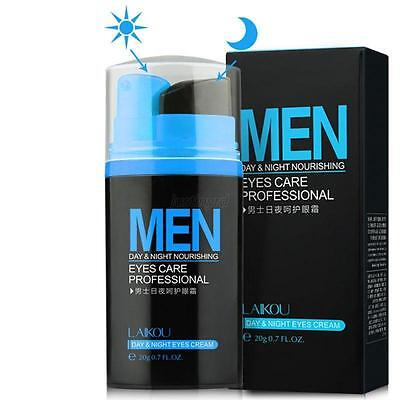 Men Care Natural - Fashion Men Skin Care Natural Under Eye Cream Removes Dark Circles Bags Wrinkles