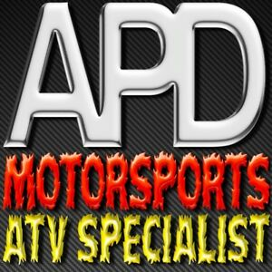 FALL ATV MAINTENANCE PACKAGES FROM $79.95 AT APD MOTORSPORTS