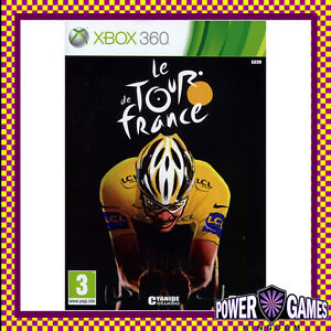 Le-Tour-de-France-Microsoft-Xbox-Brand-New