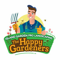 ISLAND GARDEN PRO LANDSCAPING - The Happy Gardeners