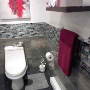 Bathroom renovation  West Island Greater Montréal image 7