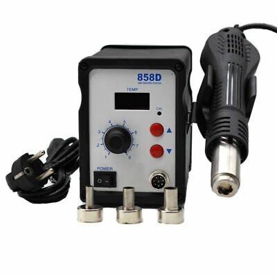 Heat Gun Solder Station 220v Digital Led Display Welding Repair Power Device