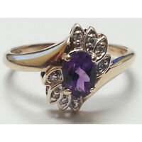 Lady's Cocktail Ring 10 kt - Buy Safely Online