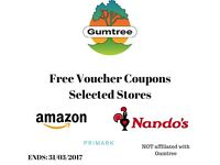 Gift Cards & Coupons