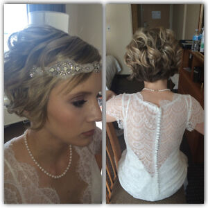 On site hairstylist for your wedding day! Stratford Kitchener Area image 4