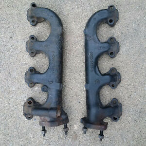 Pair of Ford 289 Exhaust Manifolds Kitchener / Waterloo Kitchener Area image 2