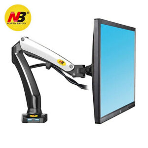Monitor Desk Mount Stand Full Motion Monitor Arm for 17''-27''