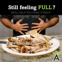 Overindulged at Thanksgiving? Committed to a change?