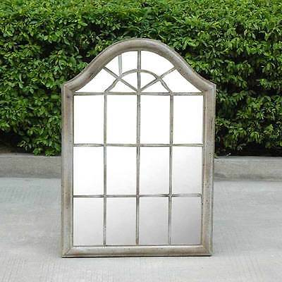Ellister Rustic Garden Mirror