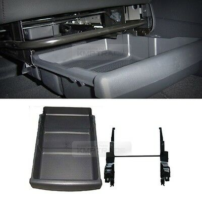 OEM Genuine Front Seat Under Tray + Rail 2P for KIA 2005 2006 2007-2010 Sportage