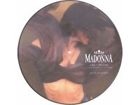 Madonna 'Like a Prayer' - 12 inch vinyl picture disc