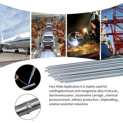 50pc Low Temperature Aluminum Welding Solder Wire Brazing Repair Rods 2500mm.