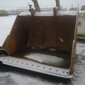 Excavator clean out buckets for sale