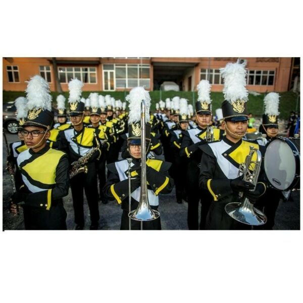 tailoring of brass band uniform for schools,events,army or any events