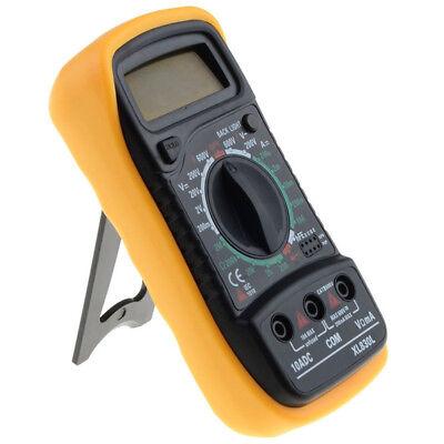 Digital Multimeter Electric Voltmeter Ammeter Ohm Tester Acdc Amp Volt Meter