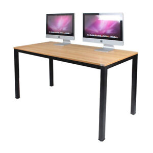 """Need Dining Tables 55"""" Large Size Office Desk Writing Desk"""