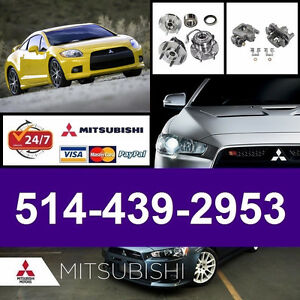Mitsubishi Eclipse ■ Bearings, Calipers ► Roulements, Étriers