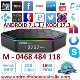 T95Z Plus 2G/16G Android Smart TV Box Octa-Core Media Player WIFI