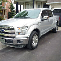 2015 Ford F-150 Lariat ** LOADED **