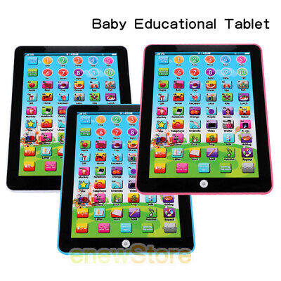 Baby Tablet Educational Toys Girls Toy For 1-6 Year Old Toddler Learning English](1 Year Old Learning Toys)