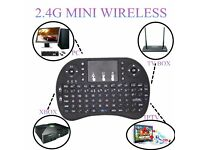Mini Wireless Fly Air Keyboard Mouse Remote Touchpad XBMC Android TV BOX