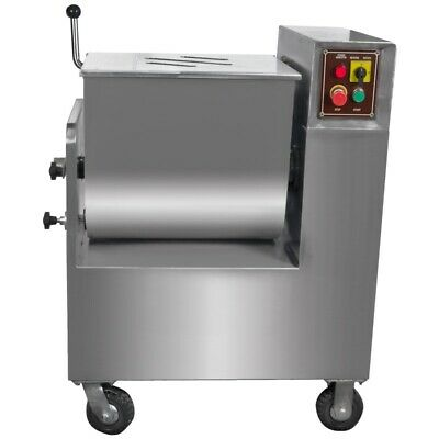 Sausage Maker 220 Lb Capacity Commercial Stainless Steel Meat Mixer Model 44146