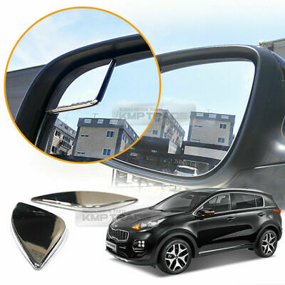 Wide Angle Rear Side Blind View Spot Mirror LH RH 2P for KIA 2017-18 Sportage QL