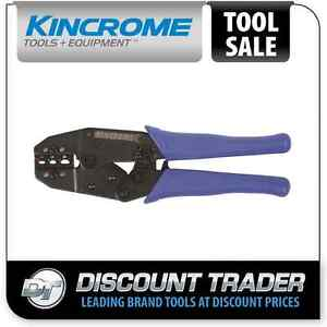 Kincrome-Ratchet-Crimping-Plier-210mm-17047